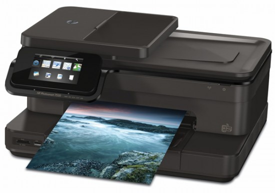 Новинки от HP  МФУ с поддержкой Airptint а также ePrint технологий