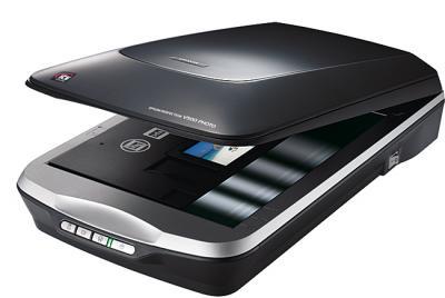 Сканер Epson Perfection V500   отличный помощник для офиса и дома.