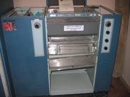 Крупный скачек выпуска цифровых печатающих устройств в 2013г