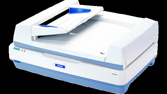 Epson GT 20000   офисный цветной планшетный сканер формата А3