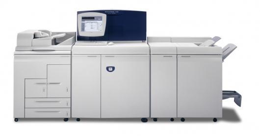 Xerox Nuevera Classic Light разместилась в типографии ИНТ