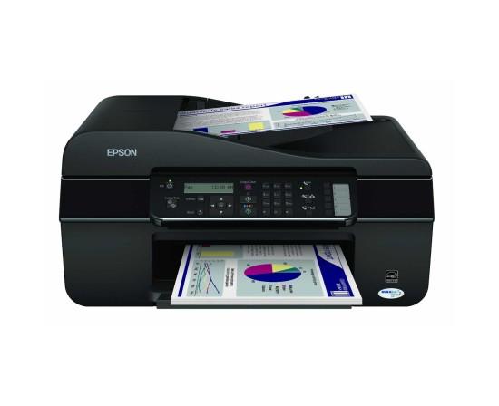 Epson Stylus Office BX305F   доступное МФУ с факсом для малого офиса