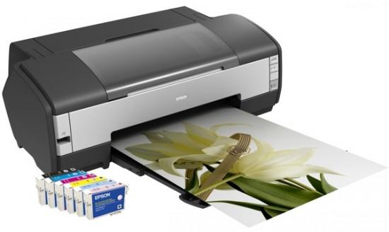 Epson Stylus Photo 1410   яркие краски в большом формате