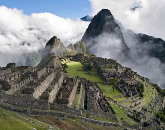 Путешествие на Мачу Пикчу