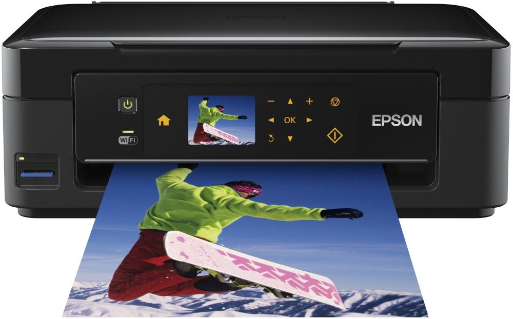 Epson Expression Home XP 406   эксклюзивное МФУ с Wi Fi и сенсорной панелью управления