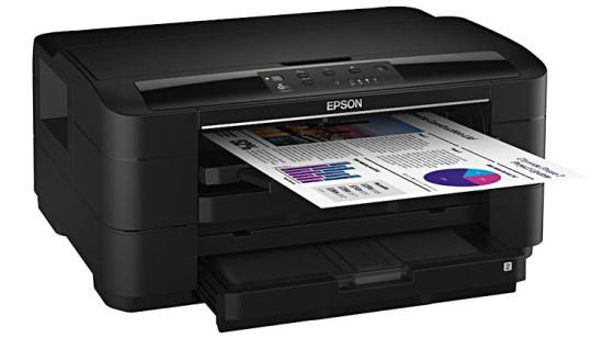 Epson WorkForce WF 7015   универсальный принтер формата А3+ для печати документов и фотографий.