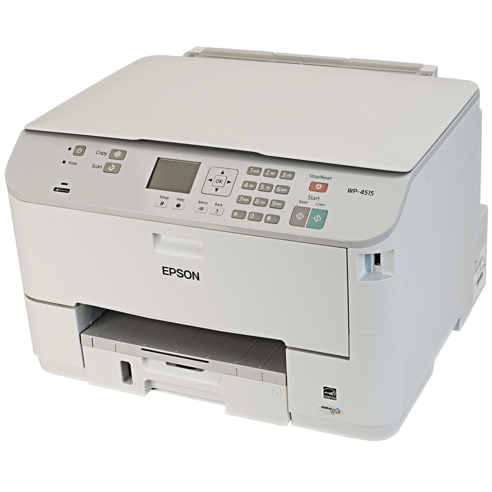 Epson WorkForce Pro WP 4515DN   экономичное МФУ для малого офиса
