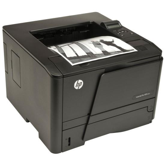 HP LaserJet Pro 400 M401a (CF270A)   Обзор черно белого лазерного принтера