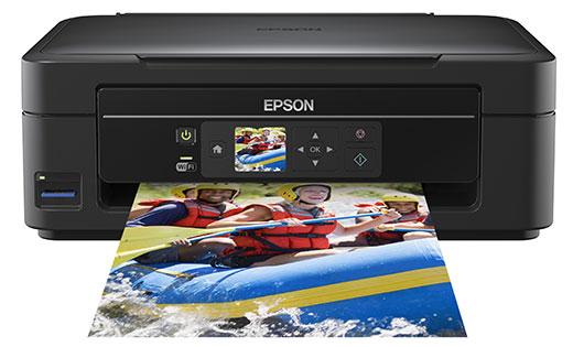 Epson Expression Home XP 303   компактное МФУ с Wi Fi и возможностью прямой печати фотографий