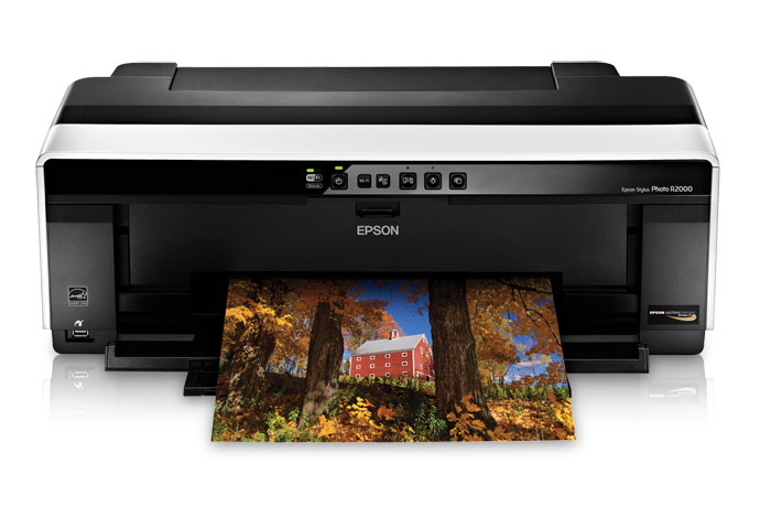 Epson Stylus Photo R2000   лучший выбор для коммерческой фотографии до формата А3