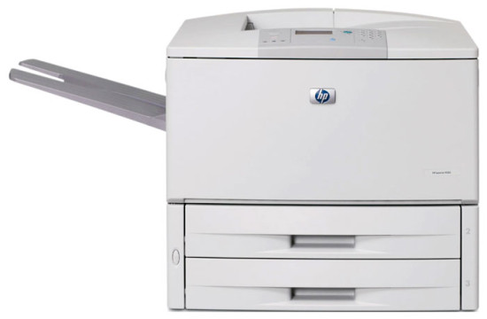 HP LaserJet 9050n (Q3722A)   эффективная печать формата А3+
