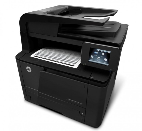HP LaserJet Pro 400 MFP M425dn   принтер, оптимизирующий производительность.
