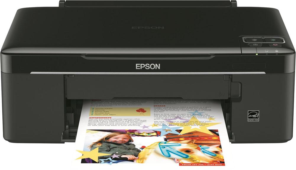 Epson Stylus SX130   Самое доступное МФУ для печати документов и фотографий