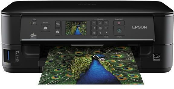 Epson Stylus SX535WD   Высокоскоростное МФУ для дома с автоматической двусторонней печатью.