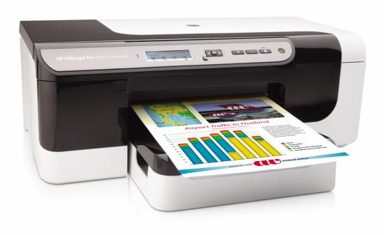 HP Officejet Pro 8000 Enterprise   ответный удар лазерным принтерам