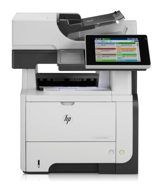 HP LaserJet Enterprise 500 M525f   великолепные производительность, качество и сканирование.
