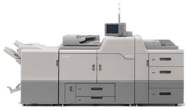 Ricoh Pro™ C751EX   великолепное качество печати и высочайшая надежность.