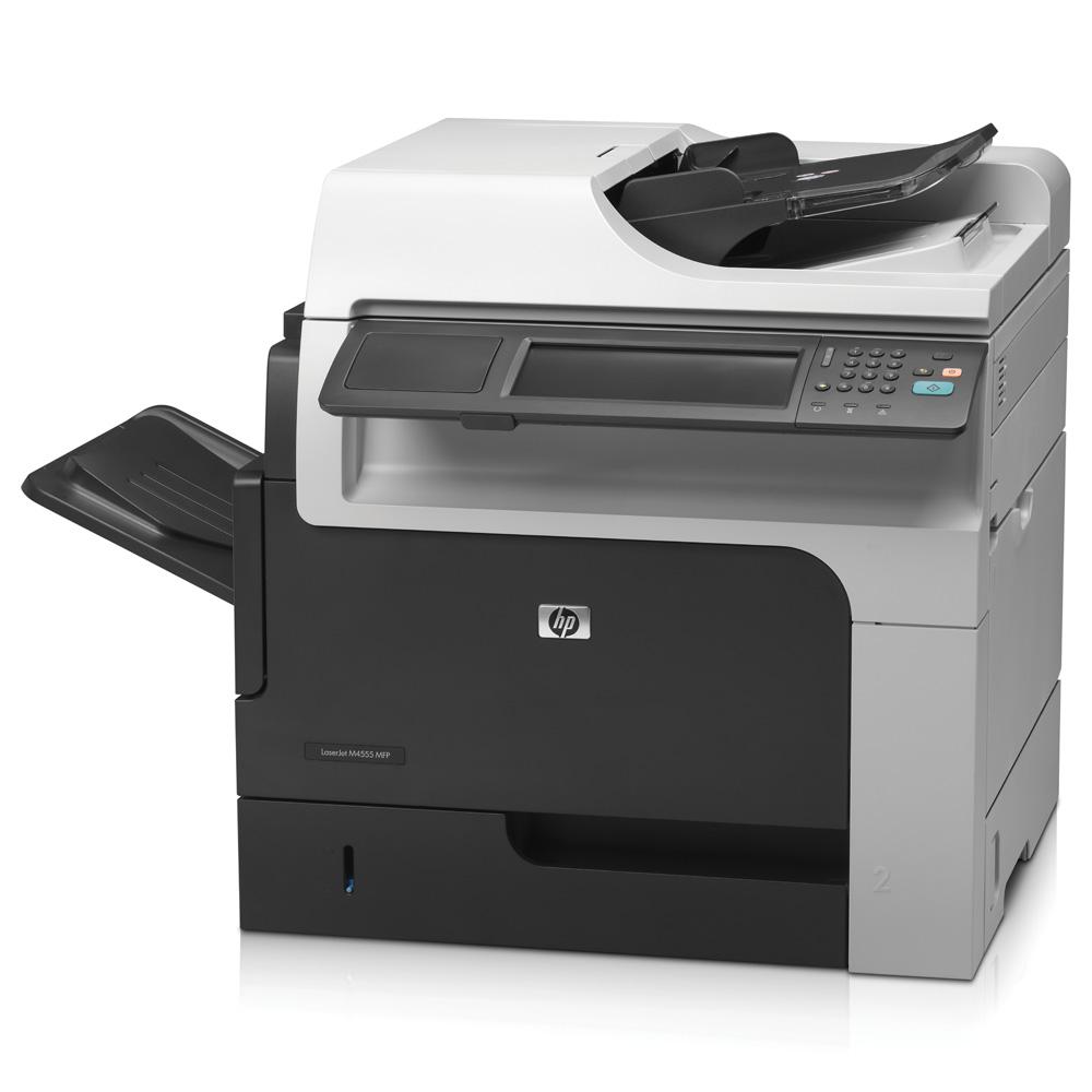 HP LaserJet Enterprise M4555   высокопроизводительная печать обеспечена.
