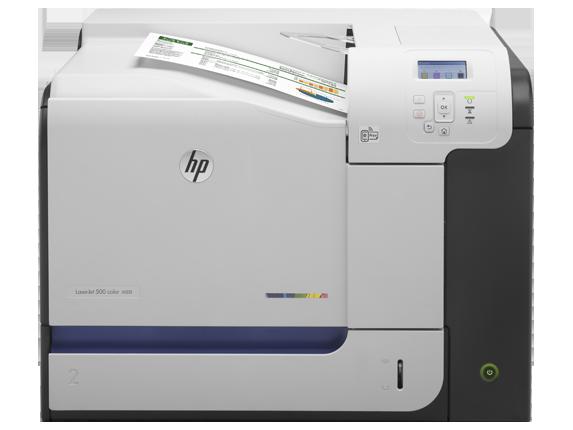 HP LaserJet Pro 500 M570dn   Ваш новый коллега.