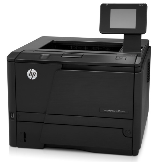 HP LaserJet Pro 400 M401dn   легкий и надежный принтер