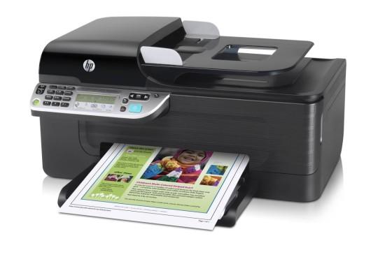 HP Officejet 4500   обзор беспроводного МФУ.