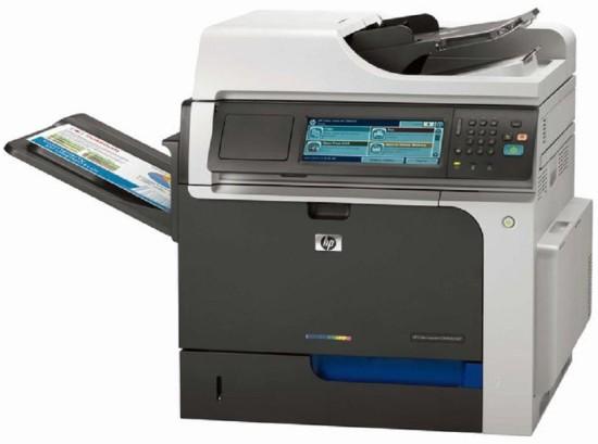 HP Color LaserJet Enterprise CM4540   цветная печать великолепного качества.