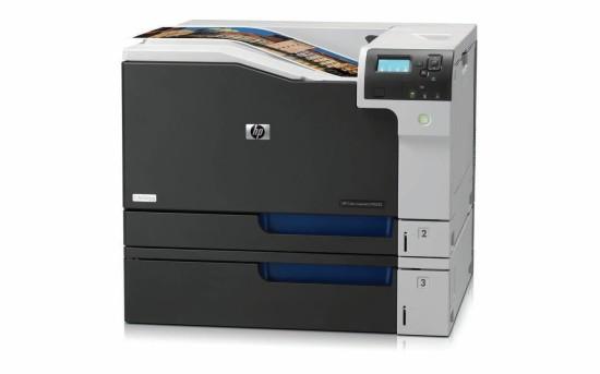 HP Color LaserJet Enterprise CP5525dn   профессиональная цветная печать на любых носителях