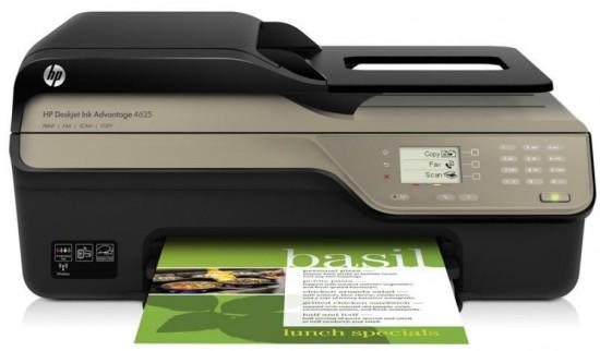 HP Deskjet Ink Advantage 4625 e All in One   Все устройства в одном.