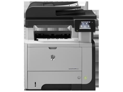 HP LaserJet Pro M521dn   Обзор МФУ для офиса
