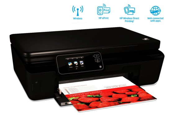 HP Deskjet 5525 Ink Advantage e All in One
