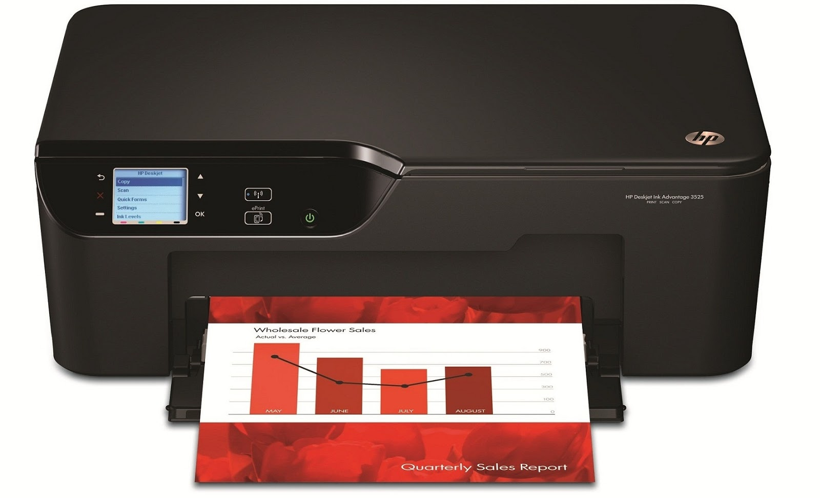 HP Deskjet 3525 Ink Advantage e All in One