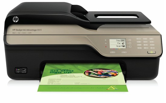 HP Deskjet Advantage 4615 All-in-One