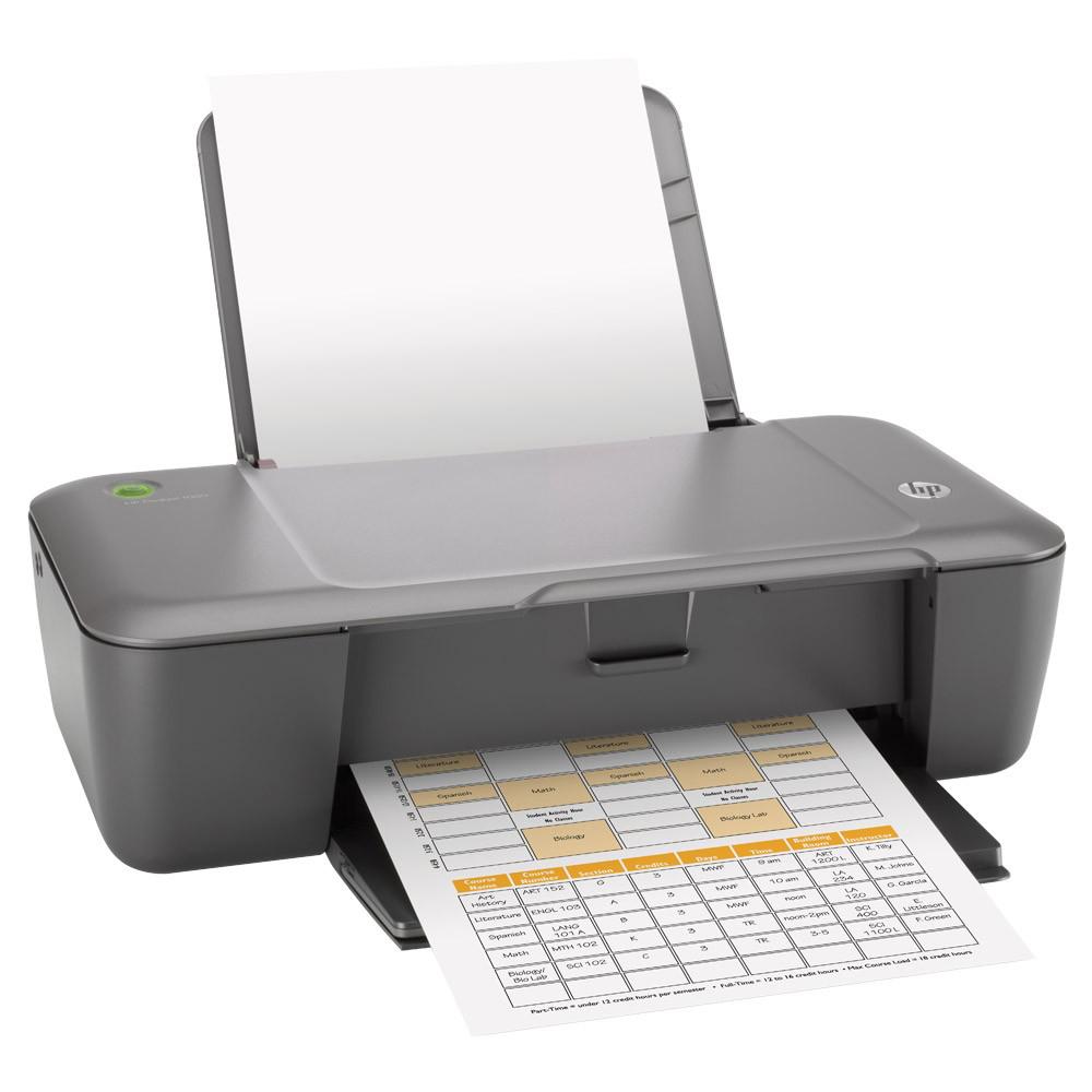 HP Deskjet 1000   обзор и отзывы.
