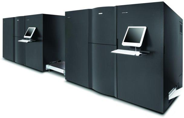 InfoPrint® 5000 MP – платформа полноцветной печати данных
