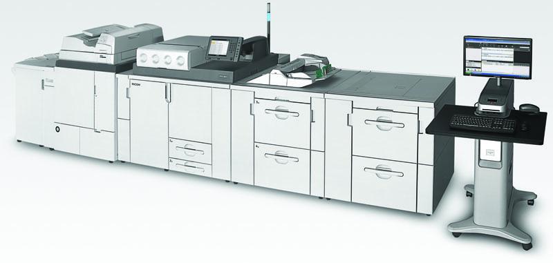 Ricoh Pro™C901 и Ricoh Pro™ C901S – лучшие производственные принтеры