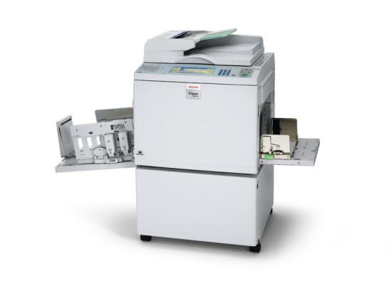 Ricoh Priport™DX 3243   Экономичный производитель документов.