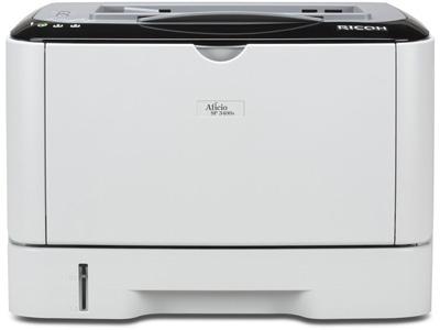 Aficio™ SP 300DN   Компактный и высокопроизводительный.