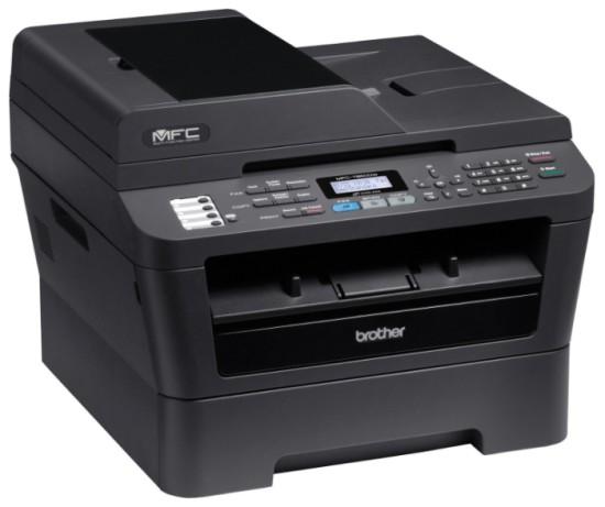MFC 7860DWR – лазерный факс, принтер, цветной планшетный сканер и копировальный аппарат