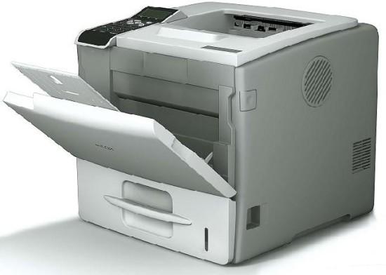 Ricoh Aficio™ SP 5210DN   исключающий ручной труд.