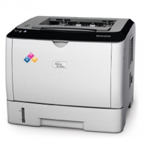 Ricoh Aficio™SP 3500N   принтер среднего звена.