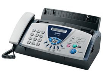 Brother FAX T104   Такой Факс.