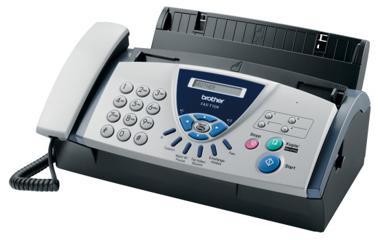 Brother FAX T106   Шикарный факс