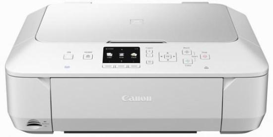 Canon PIXMA MG7140   шестицветная система чернил.