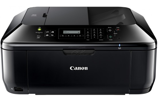 Canon PIXMA MX454   airprint тут.