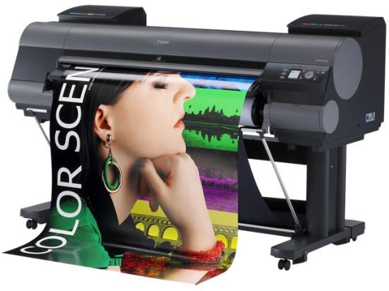 Canon imagePROGRAF iPF6300S   Интерьерная печать.