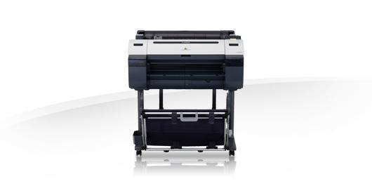 Canon imagePROGRAF iPF650   Разработан для практических нужд и удобства
