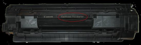 Как заправить картридж Canon 3010?