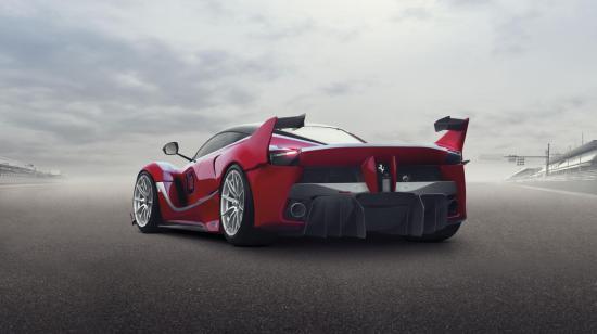 Обзор Ferrari FXX K