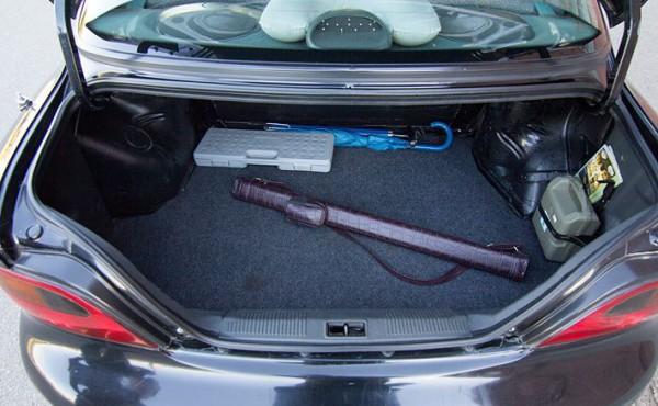 Главные составляющие багажника каждого автомобилиста.