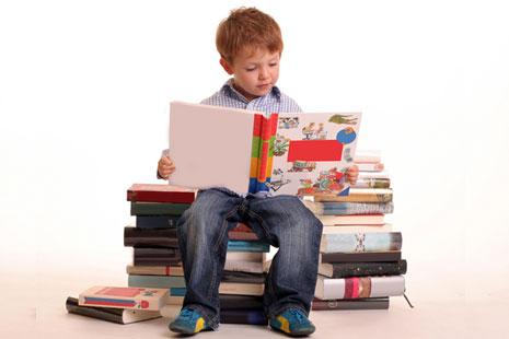 Ребенок и книга   не разлей вода